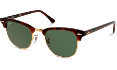 Lunettes de soleil RAY-BAN RB3016 CLUBMASTER