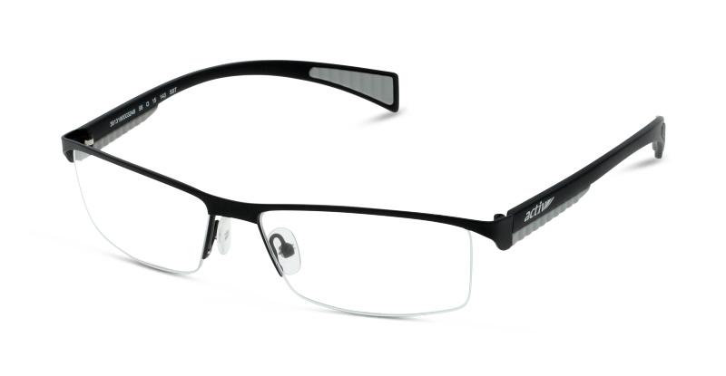 Optique Activ  URB24 C01 BLACK GREY   Generale D Optique 569c91f24107