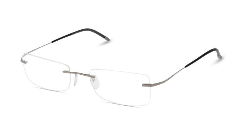 Optique Silhouette 7579 6061 ARGENT   GrandOptical a651dc32de0f