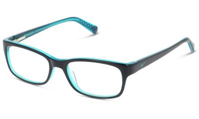 Lunettes de vue Nike NIKE 5513 485 GREY/BLUE/CYBER GREEN
