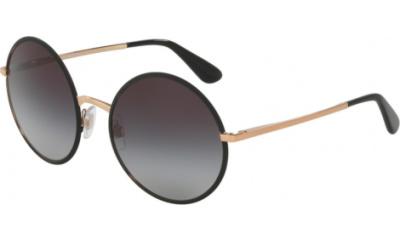 Lunettes de soleil Dolce & Gabbana 2155 12968G MATTE BLACK