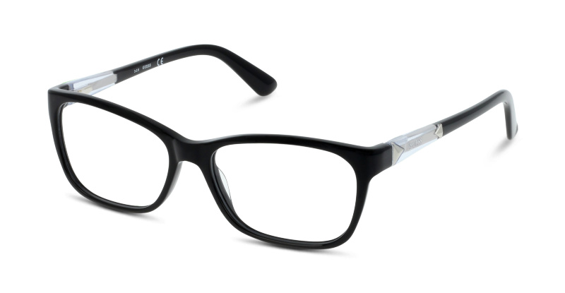 Optique Guess GU2561 001 SHINY BLACK   GrandOptical d06a6a9c6559