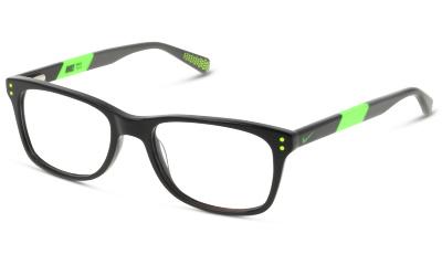 Lunettes de vue Nike 5538 001 BLACK-FLASH LIME