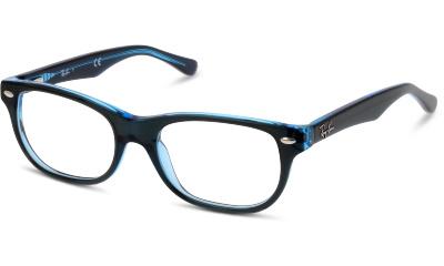 Lunettes de vue Ray-Ban 1555 3667 BLUE / BLUE FLUO