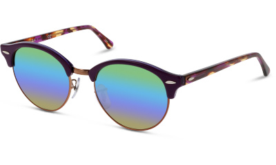 26178534077a Lunettes de soleil Ray Ban RB4246 CLUBROUND