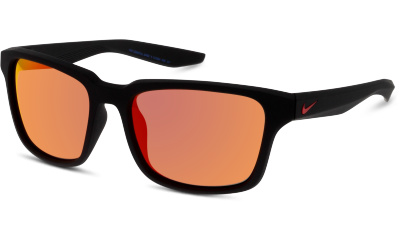 Lunettes de soleil Nike ESSENTIAL SPREE R EV1004 006 MT BLACK W/GRY ML RD FL LEN