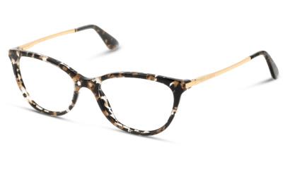 Lunettes de vue Dolce & Gabbana 3258 911 CUBE BLACK/GOLD