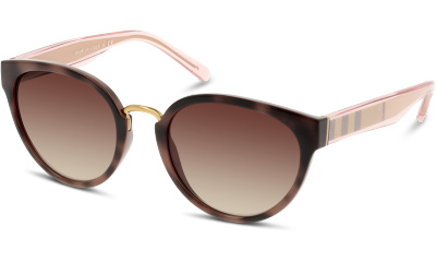 Lunettes de soleil Burberry 4249 362400 SPOTTED BROWN