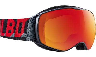 Masque de ski Julbo ECHO 21 NOIR / GRIS / ROUGE
