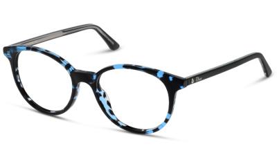 Lunettes de vue Dior MONTAIGNE47 JBW BLUE HVNA