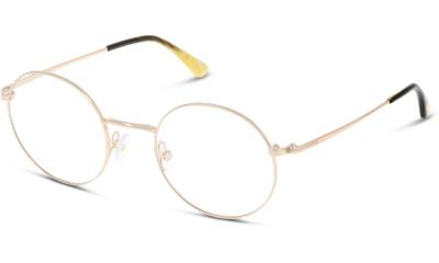 Lunettes de vue Tom Ford FT5503 028 SHINY ROSE GOLD