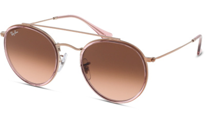 e275aa3817757 Lunettes de soleil Ray Ban 3647N 9069A5 PINK