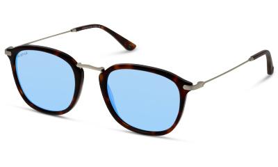 Lunettes de soleil In Style ILGU19 - W/CASE HC HAVANA - NAVY BLUE