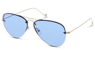 Lunettes de soleil In Style ILGU27 - W/CASE SC SILVER - NAVY BLUE
