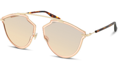 Lunettes de soleil Dior DIORSOREALRISE S45 PINK GOLD