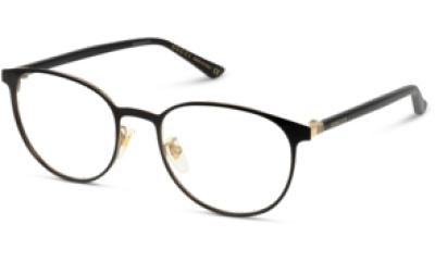 Lunettes de vue Gucci GG0293O 002 BLACK-TRANSPARENT