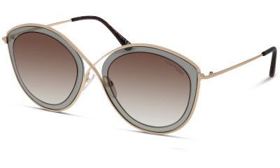Lunettes de soleil Tom Ford FT0604 50K DARK BROWN