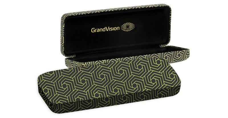 Etui Collection Grandvision ETUI RIGIDE NOIR