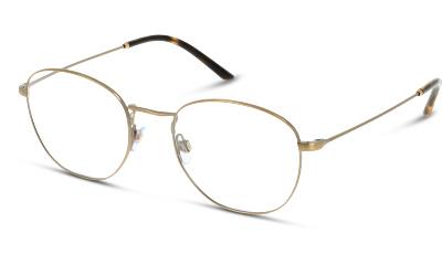 Lunettes de vue Giorgio Armani 0AR5082 3198 BRUSHED GOLD