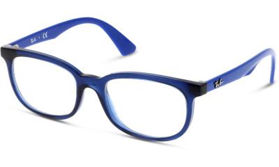 beec2ff610e08 Lunettes de vue Ray Ban 0RY1584 3686 TRANSPARENT BLUE