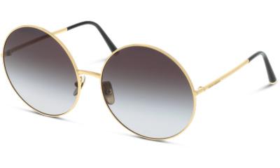 Lunettes de soleil Dolce & Gabbana 2198 2 GOLD/BLACK