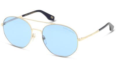 Lunettes de soleil Marc Jacobs MARC 327/S LKS GOLD BLUE