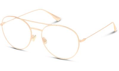Lunettes de vue Dior DIORSTELLAIREO5 NOA GOLD BRGN