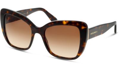 Lunettes de soleil Dolce & Gabbana 4348 502 HAVANA