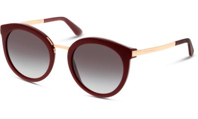 Lunettes de soleil Dolce & Gabbana 4268 30918G BORDEAUX
