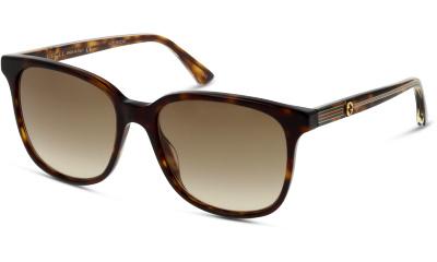 Lunettes de soleil Gucci GG0376S 002 HAVANA BROWN