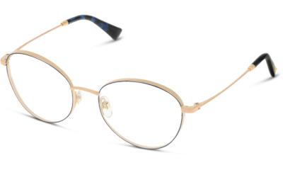 Lunettes de vue Valentino 1003 3031 ROSE GOLD BLUE