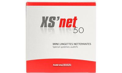 Audio NEWSON MINI LINGETTES NETTOYANTES x50 XS NET