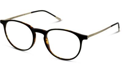 Lunettes de vue Moleskine Eyewear MO1107 02 NOIR/ECAILLE MATE