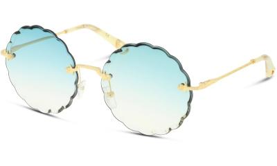 Lunettes de soleil Chloe CE142S 816 GOLD/GRADIENT BLUE