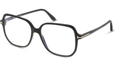 Lunettes de vue Tom Ford FT5578-B 001 SHINY BLACK