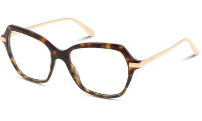 Lunettes de vue Dolce & Gabbana DG3311 502 HAVANA