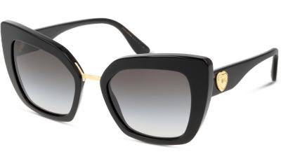 Lunettes de soleil Dolce & Gabbana DG4359 501/8G BLACK