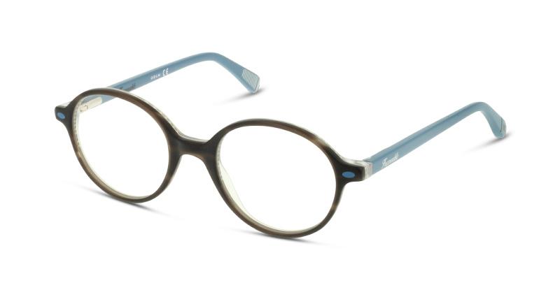 Optique Faconnable MISTRAL03 E446 CORNE BRUN SATIN