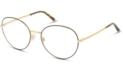 Lunettes de vue Dolce & Gabbana 0DG1313 1320 GOLD/MATTE BROWN