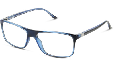Lunettes de vue Starck 0SH1365X 27 BLUE/BLACK
