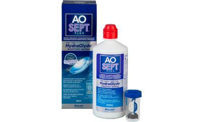 Produit Lentille AOSEPT Aosept Plus Hydraglyde