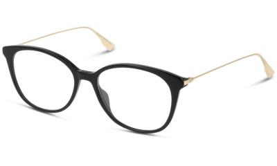 Lunettes de vue Dior DIORSIGHTO1 807 BLACK