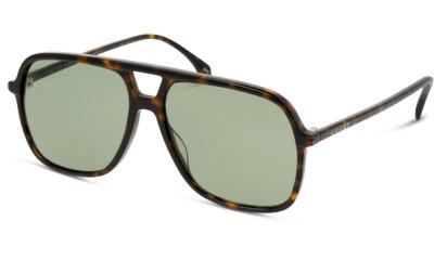 Lunettes de soleil Gucci GG0545S 002 HAVANA GREEN