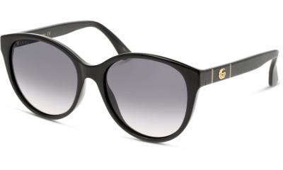 Lunettes de soleil Gucci GG0631S 001 BLACK GREY