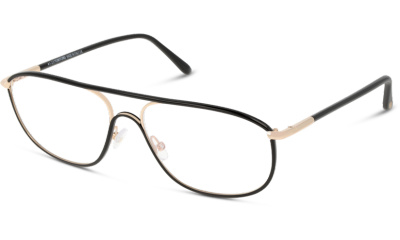 Lunettes de vue Tom Ford FT5624-B 001 SHINY BLACK