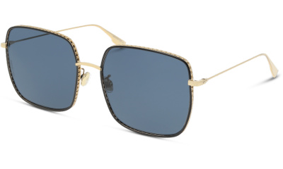 Lunettes de soleil Dior DIORBYDIOR3F J5G BLACK GOLD