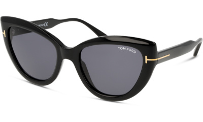 Lunettes de soleil Tom Ford FT0762 01A SHINY BLACK
