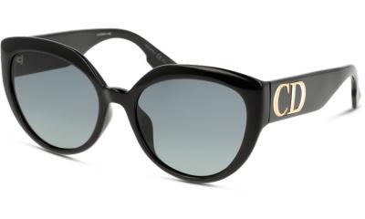 Lunettes de soleil Dior DDIORF 807/1I BLACK/GREY SF AR
