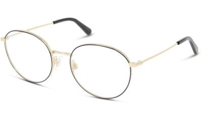 Lunettes de vue Dolce & Gabbana DG1322 1334 GOLD/BLACK