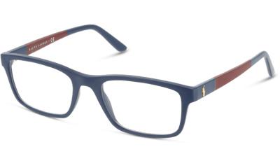 Lunettes de vue Polo Ralph Lauren PH2212 5303 MATTE NAVY BLUE